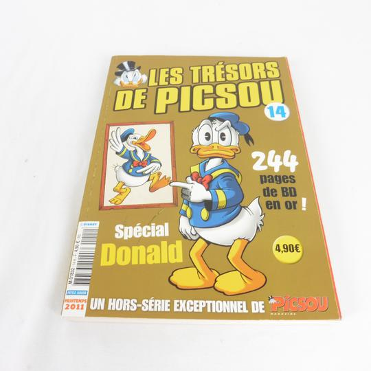 Lot de BD Les Trésor de Picsou Disney Hachette - Photo 6
