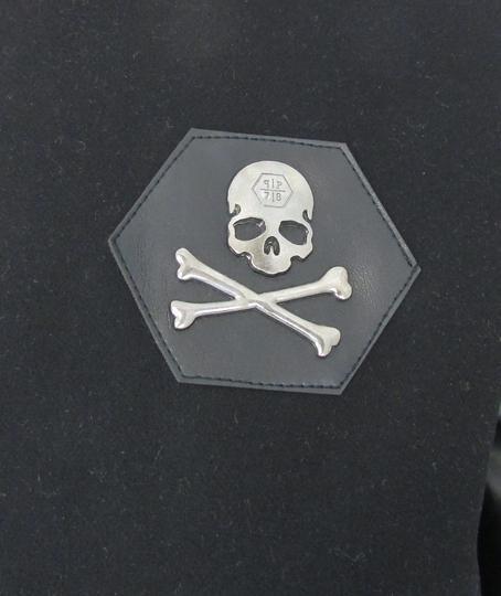 Veste bombers à tête de mort Philipp Plein T.XL Homme
