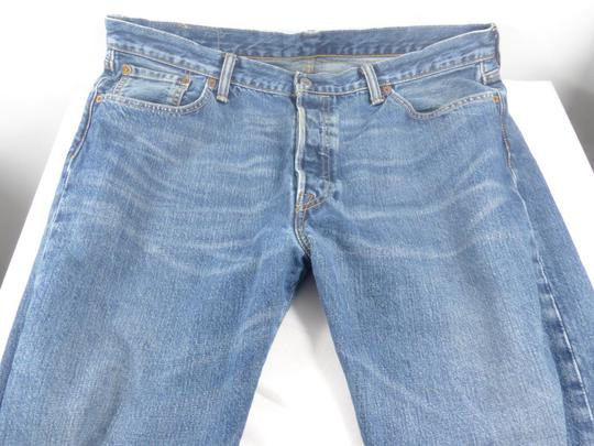 Jeans Homme Lévi'Strauss 501 Bleu T W 36 L 34 - Photo 3