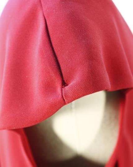 87eafea4147 Robe rouge T.44 Un Jour Ailleurs sur Label Emmaüs