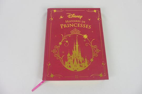 Livre Disney Histoires De Princesses Editions Hachette Jeunesse