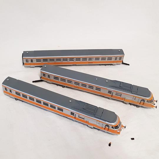 Ho Jouef Ref7662 Ferroviaire Turbo Train Jouet Modélisme dChsQtrxB