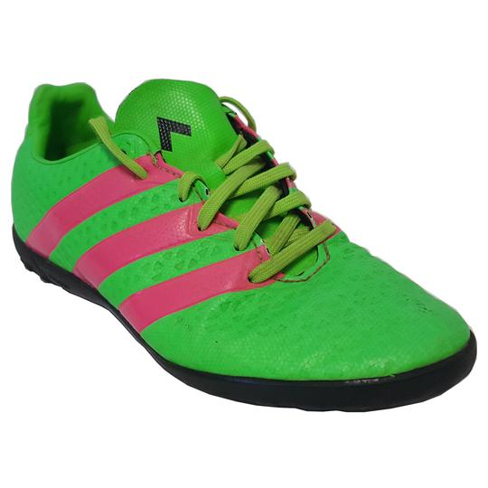 meet b9ca0 82346 Basket Adidas chaussure fluo bicolore P 36 - Photo 0 ...