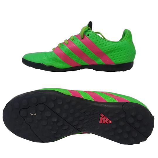 6088e2820b6d9 ... Basket Adidas chaussure fluo bicolore P 36 - Photo 3 ...