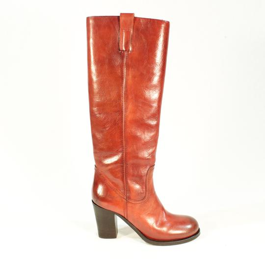 Bottes femme en cuir  - Strategia 37 - Photo 4