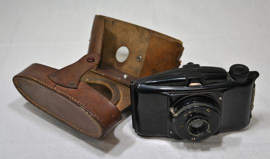 480423462b3 Appareil Photo Vintage PHOTAX avec objectif BOYER Série VIII et Sacoche en  Cuir - Photo 0 ...