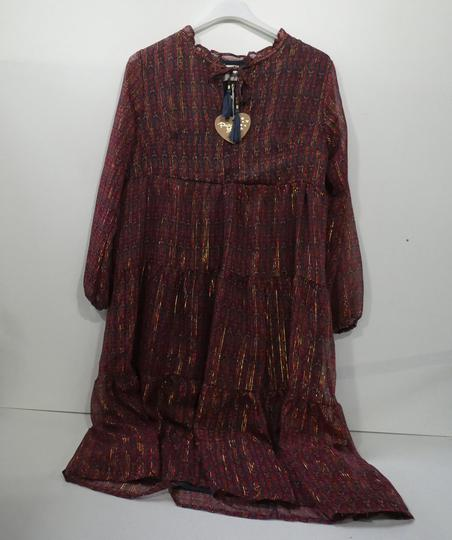 Robe longue Purple Queen - T1 - Photo 0