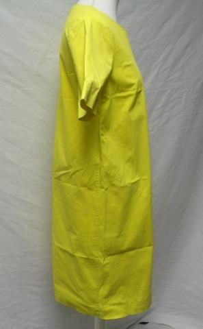 Robe jaune - COS - taille 36 - Photo 2