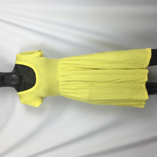Robe jaune - H&M - 36 - Photo 0