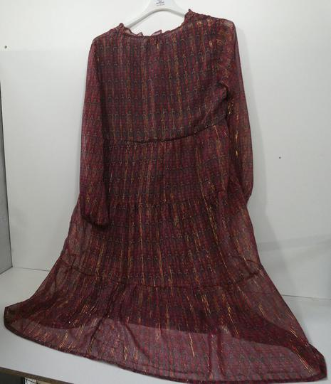 Robe longue Purple Queen - T1 - Photo 1