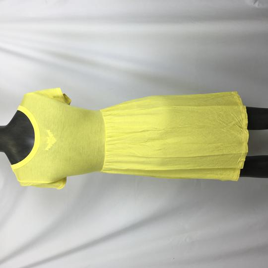 Robe jaune - H&M - 36 - Photo 1