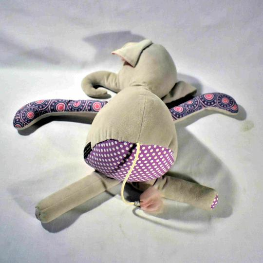 Peluche Elephant - Mes Petites Mains - Photo 6