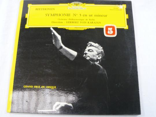 6c48234cafa7 Ludwig van Beethoven. Cinquième symphonie, dite Symphonie du Destin.  Orchestre philharmonique de Berlin ...