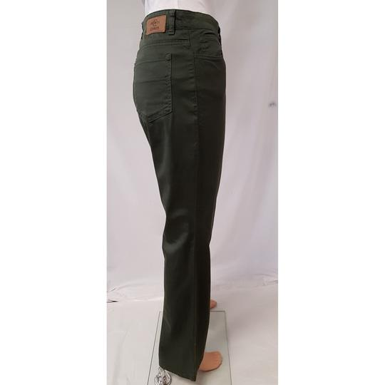 Pantalon kaki 1881 Cerruti W 29 = T 38 Coupe flare - Photo 4