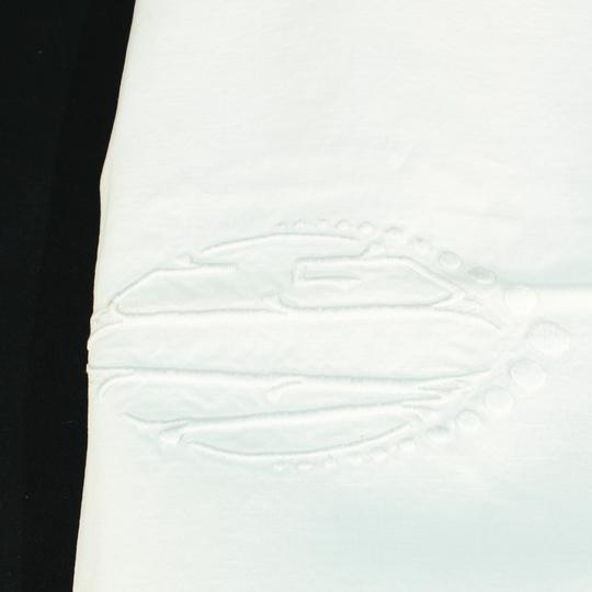 Drap avec monogramme  - Photo 2