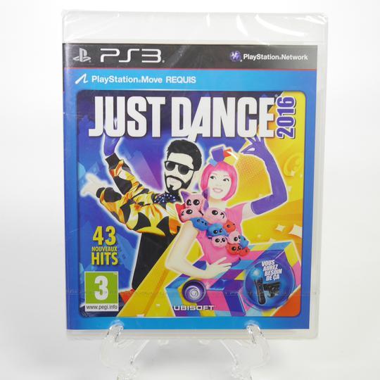 Jeu Ps3 Just Dance Label Emmaus
