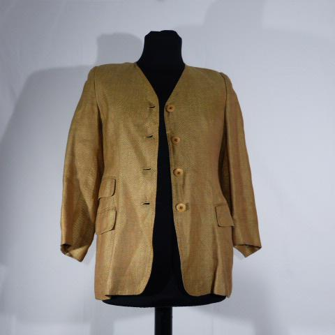 Veste en lin   - Max Mara weekend  - taille 38 - Photo 4