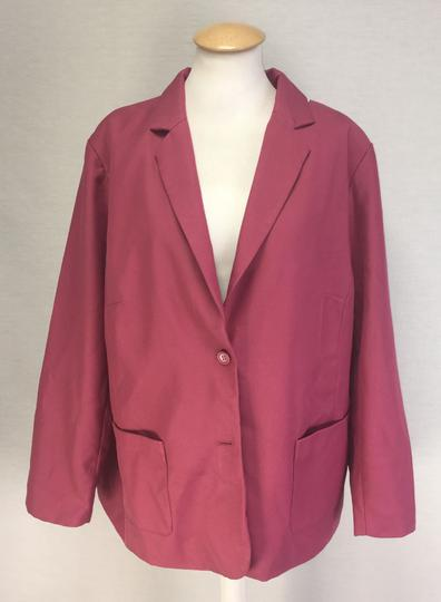 Veste blazer rose - Balsamik - Taille 52 - Photo 0