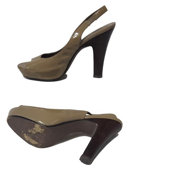 Chaussure escarpin en cuir vernis Ash P 36  - Photo 3