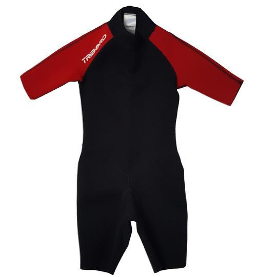 sélection premium e05c6 05270 Combinaison néoprène shorty Tribord 6 ans Sports nautiques