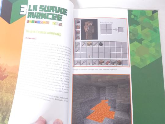 Aventure Survie Et Creation Le Guide Minecraft Label Emmaus