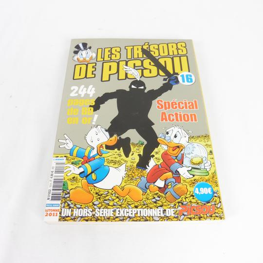 Lot de BD Les Trésor de Picsou Disney Hachette - Photo 7