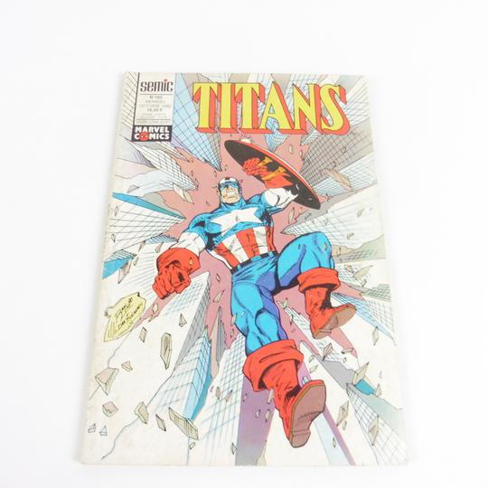 Comics Titans n°165 par Stan Lee éditions Semic - Photo 0