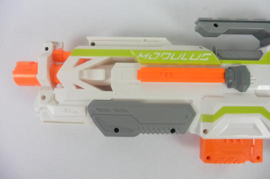 Fusil d'assaut Nerf Modulus blaster édition Hasbro - Photo 3