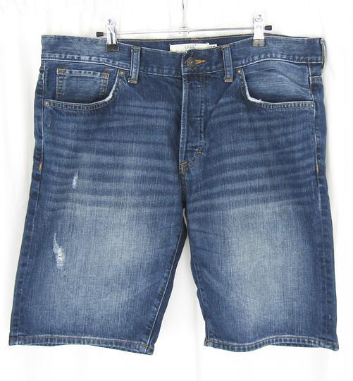 Short en jean classique