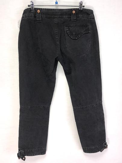 Pantalon noir ceinturé - Guess - Taille 40 - Photo 1
