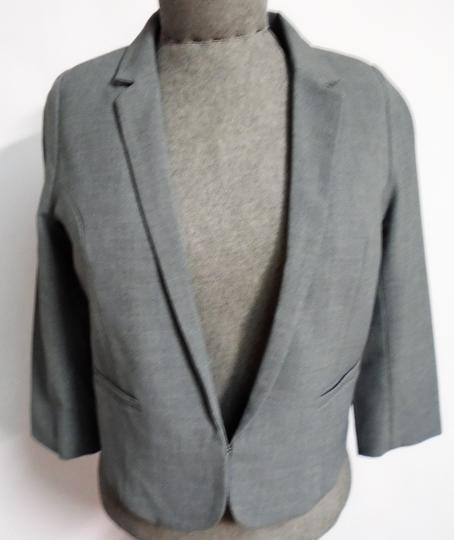 3c11456307a92 Veste tailleur grise H M