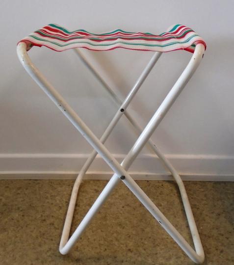 Mini Chaise Pliante De Camping