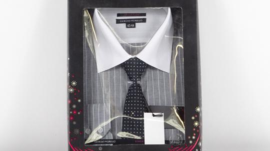 10 MEDIUM chemise noire Boîtes Vêtement Cadeau Lingerie Bijoux