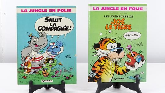 7 Volumes de La Jungle en Folie - Photo 2