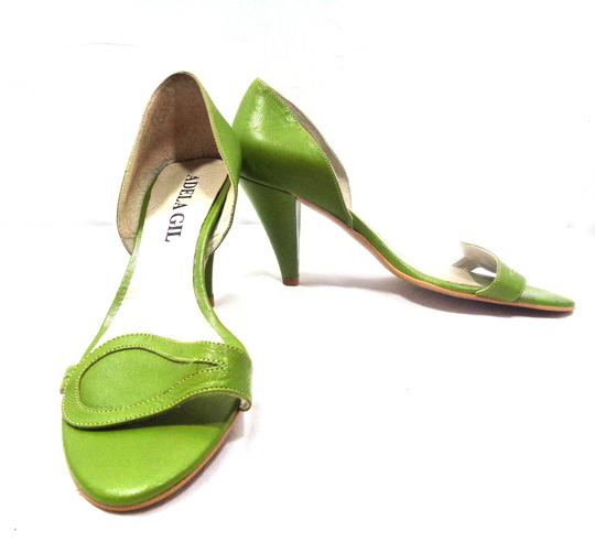 Chaussures ouvertes à talon - ADELA GIL - 37 sur Label Emmaüs ... 9a4530c310d7