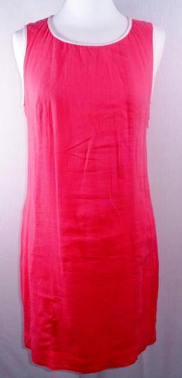 Robe rose trois trous - CLAUDIE PIERLOT - Taille 36 sur Label Emmaüs ... 46df26fc46ac