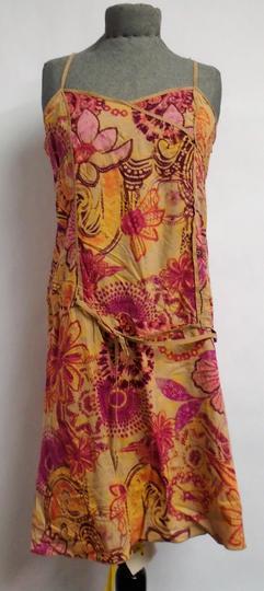 Robe légère 100 % coton Taille 42 sur Label Emmaüs, boutique en ... a87d74b954f
