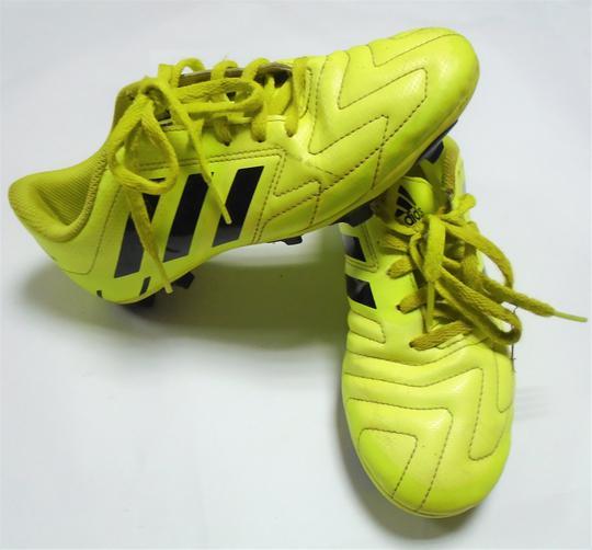 adidas jaune fluo