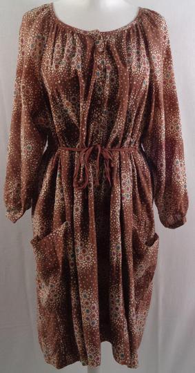 Robe à fleurs - SCHOOL RAG - Taille 2 sur Label Emmaüs, boutique en ... 075a9d861c2