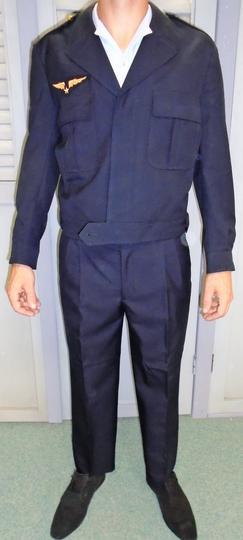 Costume 3 pièces de l armée de l air  854b9b8a367