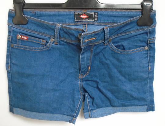 Mini short aspect jean s Lee Cooper , taille 38 sur Label Emmaüs ... e15a68401695