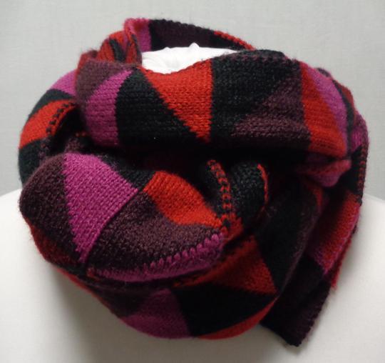 Echarpe d hiver multicolore sur Label Emmaüs, boutique en ligne ... e8891a71be8