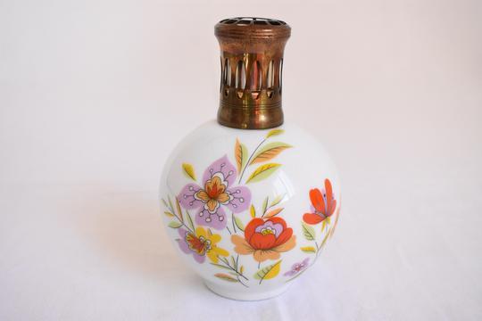 Lampe Berger Tharaud Ah En Porcelaine De Limoges