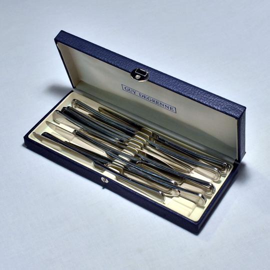 f540e548ae90b3 Lot de 12 couteaux à viande - Abert sur Label Emmaüs, boutique en ...