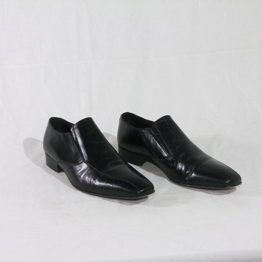 3ce1a0088079d Mocassin noir VERO CUOIO en cuir taille 44 sur Label Emmaüs ...