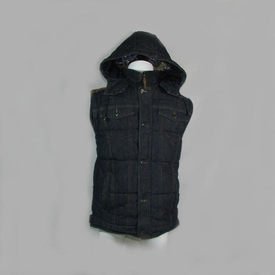 3613c885af92 Capuche Sur Man Manche Taille Sans Amovible Label Doudoune Zara Xl WY8wqnAt