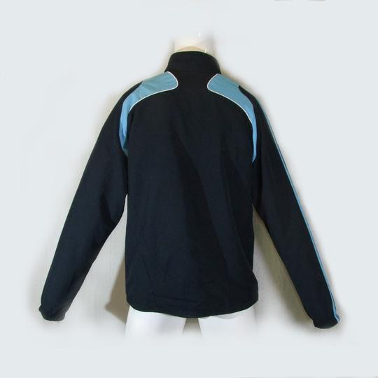 pre order pick up exclusive range Veste de survêtement bleu et turquoise ADIDAS OM taille 42/44