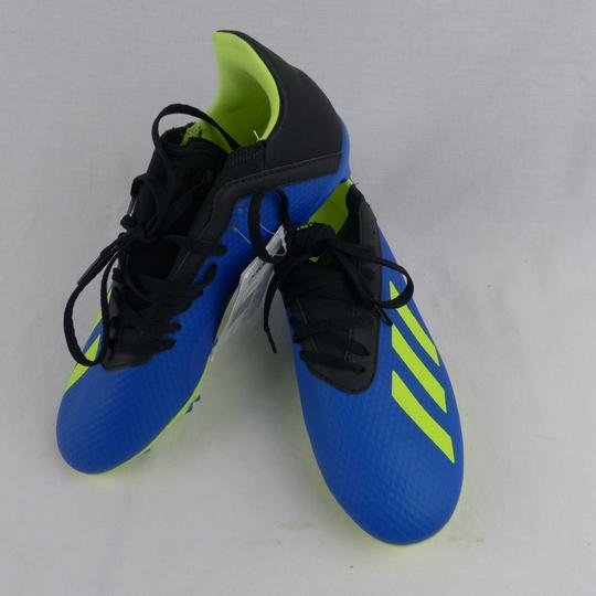 Chaussures de football neuves Adidas X 18.3 FG J taille 38