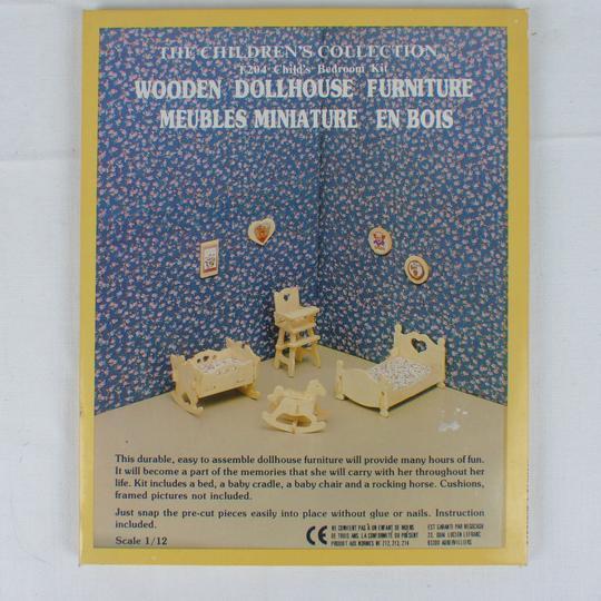 École d/'Apprentissage des tableaux Maison de poupées affiches Posters X 10-1:12