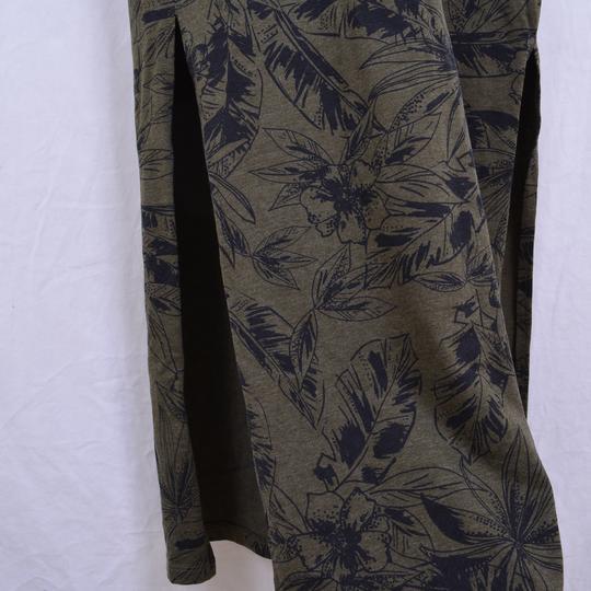 Robe Longue A Imprime Camaieu S Label Emmaus